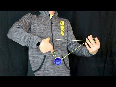 Rolling Tech Transition YoYo Trick Element