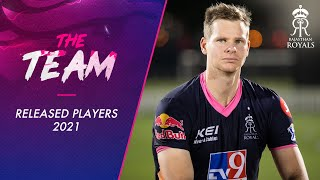 Rajasthan Royals - Players released before IPL 2021