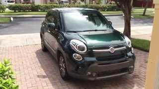 Fiat 500L Trekking 2014 Videos