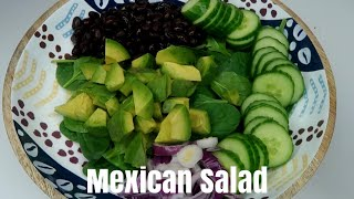 Best Mexican Vegan Weight Loss Salad Ingredients