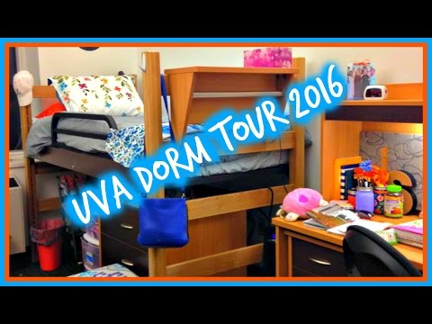 UVA Dorm Tour 2016 || TheEkaShow