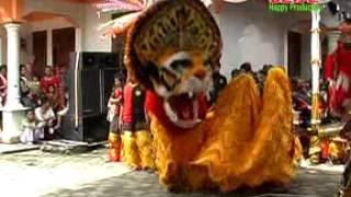 Barongan, Penthul, Kusumo Joyo live in Demak Pembukaan