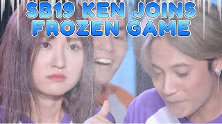 SB19 Ken Plays Frozen Game [Aja Aja Tayo S2] [EP-7]