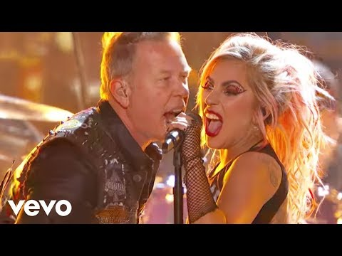 "Watch ""How It REALLY Sounded – Metallica, Lady Gaga/""Moth Into Flame"" (Live at the 59th GRAMMYs)"" on YouTube"