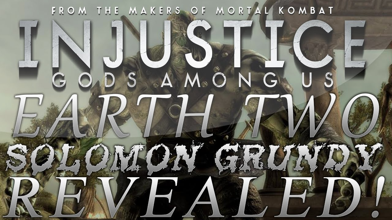 Injustice Solomon Skins Grundy Minecraft