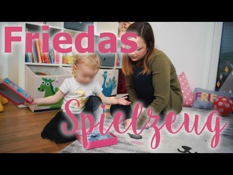 Spielzeug FAVORITEN Kleinkind I Frieda stellt ihre Spielzeuge vor I Mellis Blog