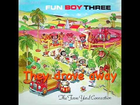 Fun Boy Three - The Farm Yard Connection (With Lyrics)  (1983)