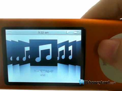 China Wholesale Ipod Nano 5gen Clone Mp4 W/ Camera