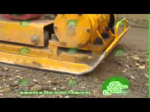 Instalacion cesped artificial en terreno natural para - Colocar cesped artificial sobre terreno natural ...