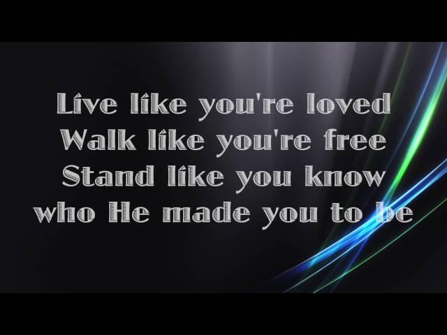 you are loved lyrics