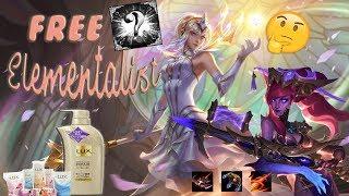 ameme ~ Free Elementalist Lux & Lux pentakill?? l LoL downlights 💌