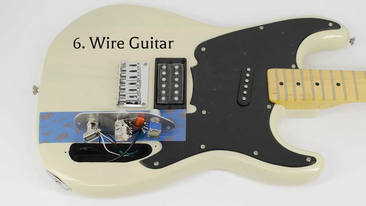 medium resolution of installing a tone control plate on a squier vintage modified 51 guitar
