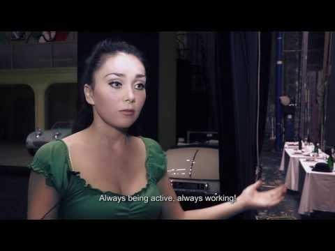 Wiener Staatsoper: Portrait Margarita Gritskova