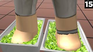 Number 15 Burger King Foot Lettuce Roblox Edition....