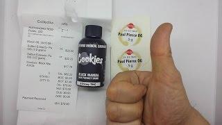 """Wookie Cookies 3 """"black Mamba"""" By Cookiefam"""
