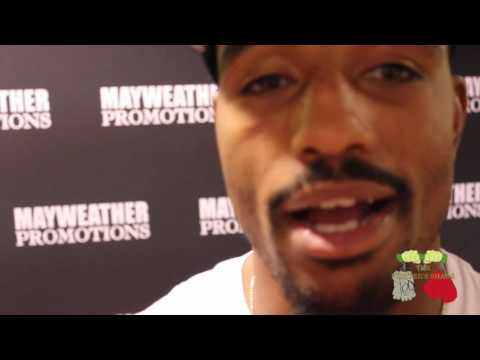 The Fighter's Share Interview w/ J'Leon Love