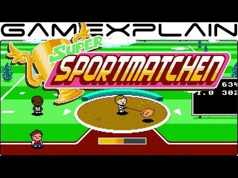 Super Sportmatchen - Game u0026 Watch (Nintendo Switch)