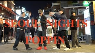 SEOUL NIGHTS | POPPIN