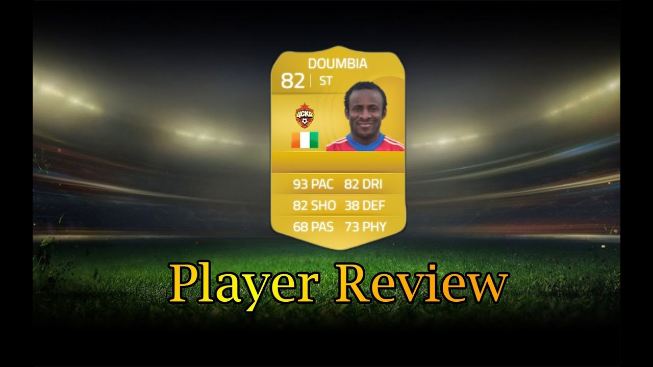 FIFA 15 PLAYER REVIEW SEYDOU DOUMBIA