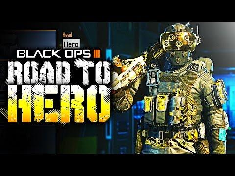 BO3: ROAD TO HERO (FIREBREAK)