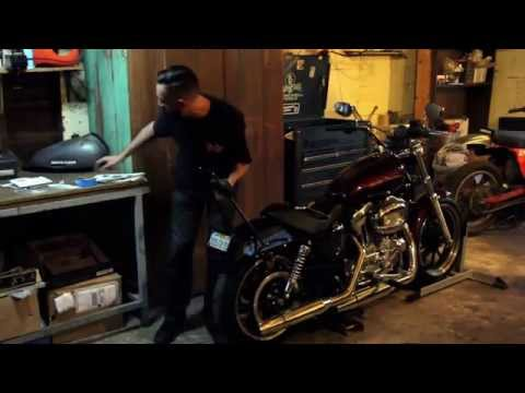 Burly Brand Sissy Bar Installation Video