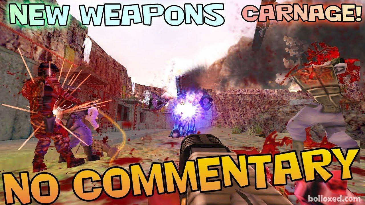 BRUTAL HALF-LIFE: Beta 2 【Doom / Quake Weapons & Maps】