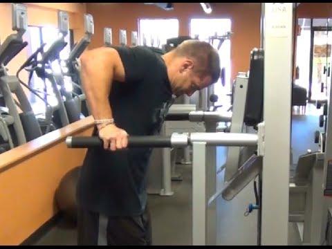 Vince Gironda DIPS for Bigger Pecs