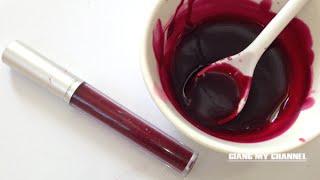 Mẹo Làm Đẹp | Cách Làm Son Tint (Son Nước) Từ Củ Dền | Giang My Channel