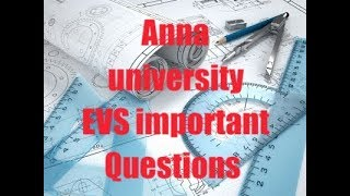 Ge6351 Important Questions