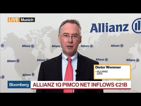 Allianz's CFO Says Pimco Success Story to Continue in 2Q