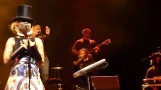 Erykah Badu - Umm Hmm - Live @ l'Olympia Paris 2010