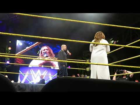 Nia Jax Interview    Wrestlemania 34    Alexa Bliss