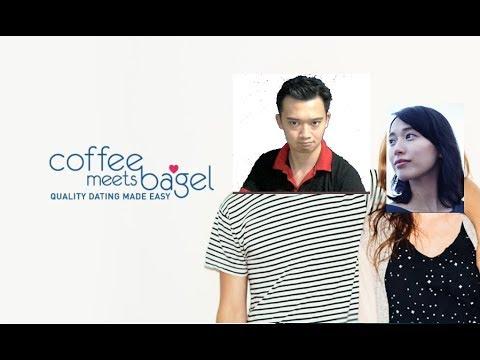 喵喵俠實況 交友神APP Coffee Meeets Bagel Dating App