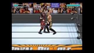 WWE - Road to Wrestlemania X8 - GBA