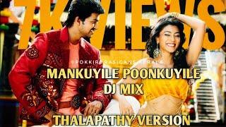 Mankuyile Poonkuyile DJ Mix | Thalapathy | Shreya sharan | P R K OFFICIAL |Editz:Aadhi V F C
