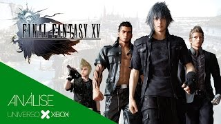 Análise: Final Fantasy XV (Gameplay e Review Xbox One)