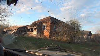 Заброшенные дома. Что от них осталось? Деревня Ялма спустя 4 года