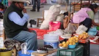 Instalan mercado provisional en Atlixco por Covid-19