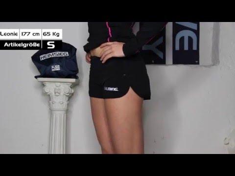Salming Running Shorts Women