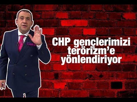 Erkan Tan    CHP gençlerimizi terörizm'e yönlendiriyor