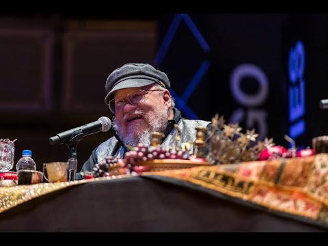 An Evening With George R. R. Martin