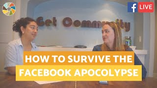 How To Survive The Facebook Apocalypse: Paid vs. Organic Reach