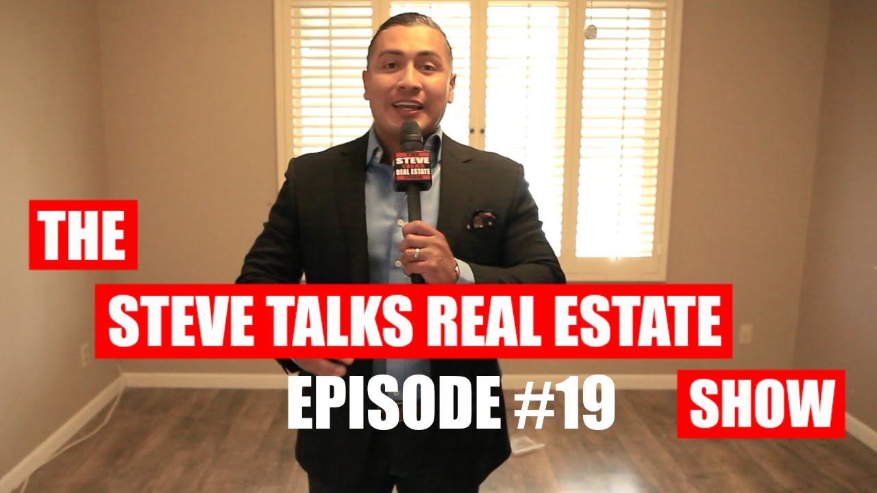 3 Things That Devalue The Price Of Your House - The Steve Talks Real Estate Show EP #19