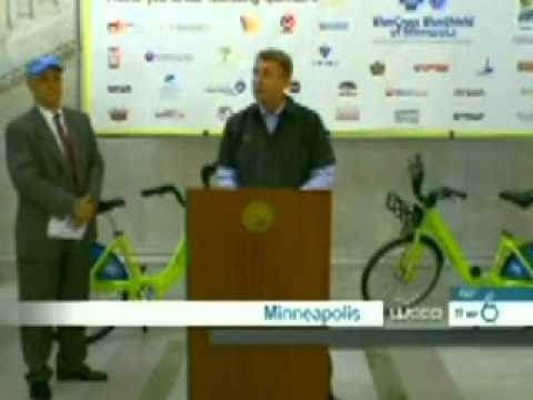 Nice Ride MN Expansion - WCCO