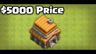 $5000  Price TH5  Tournament Clash of Clans full details video(HINDI)Sam1735
