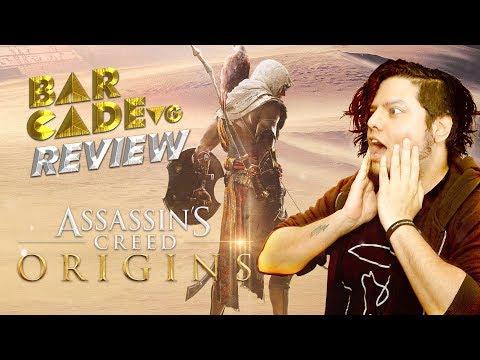 RESEÑA Assassin's Creed Origins