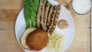 New! Nürnburg-style sausage at LGCM!