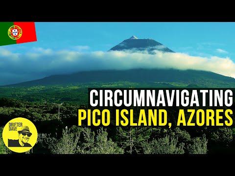 Exploring Portugal's Emerald Isle (Circumnavigating Pico Island, Azores) 🇵🇹