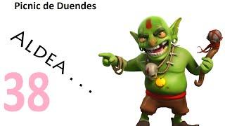 Clash of clans | Aldea de duendes | 38 | Picnic de Duendes