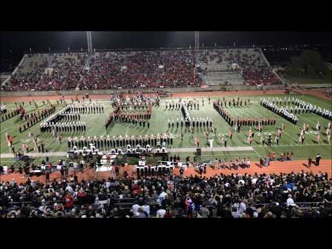 OHS, Permian bands perform together